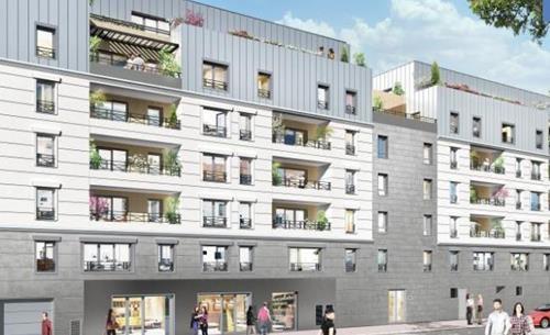 Vendita nuove costruzione Clichy  - Fotografia 1