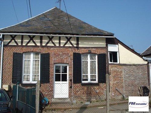 Sale house / villa Forges les eaux 66000€ - Picture 1