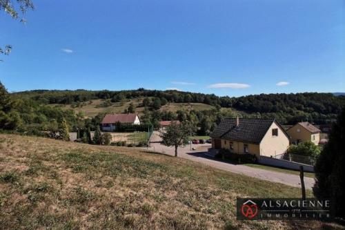 Verkauf - Grundstück - 900 m2 - Breitenbach - Photo