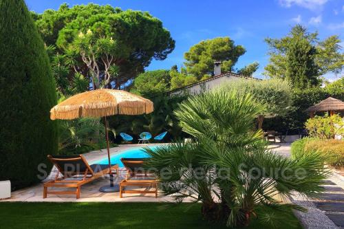 Verkauf von Luxusobjekt - Villa 6 Zimmer - 223,25 m2 - Cannes - Photo