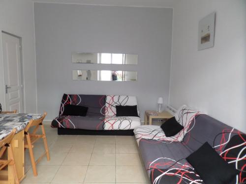 Location vacances - Appartement 3 pièces - 52 m2 - Lamalou les Bains - Photo