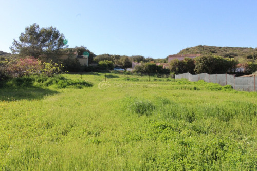 Sale - Site - 1455 m2 - Collias - Photo