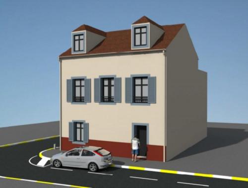 出售 - 房间 - 93 m2 - Corbeil Essonnes - Photo