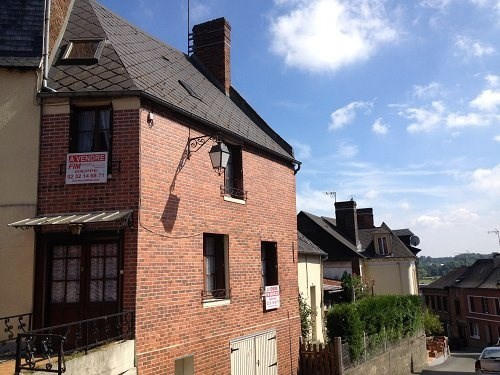 Sale house / villa Bacqueville en caux 70000€ - Picture 1