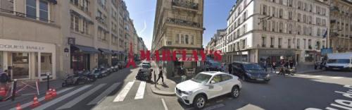 Abtretung des Pachtrechts - Boutique - 60 m2 - Paris 8ème - Photo
