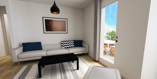 New home sale - Programme - Dieppe - Photo