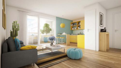 New home sale - Programme - Livry Gargan - Photo