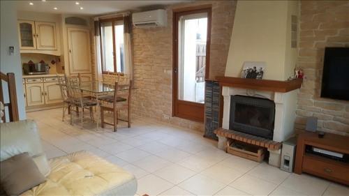 Vente - Maison de village 4 pièces - 90 m2 - Peyrolles en Provence - Photo