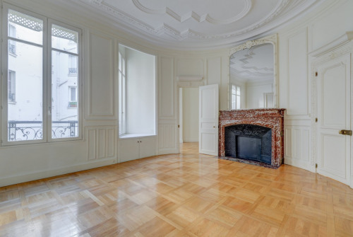 Vermietung von Luxusobjekt - Wohnung 5 Zimmer - 170 m2 - Paris 10ème - Photo