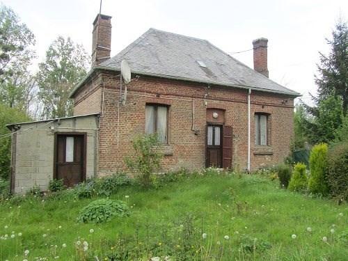 Vente maison / villa Blangy sur bresle 67000€ - Photo 1