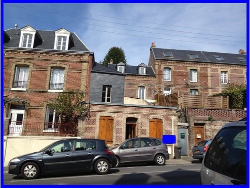 Vente maison / villa Dieppe 96000€ - Photo 1
