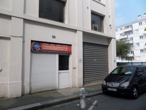 Location - Local commercial - 315 m2 - Le Havre - Photo