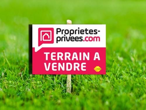 Vente - Terrain - 1247 m2 - Neuville aux Bois - Photo