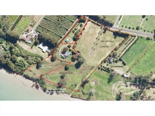 出售 - 空地 - 2.38 ha - Auckland - Photo
