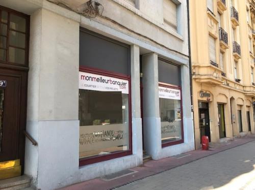 出租 - 办公处 - 90 m2 - Metz - Photo