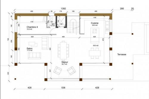 Venta de prestigio  - villa 7 habitaciones - 224 m2 - Talloires - Photo