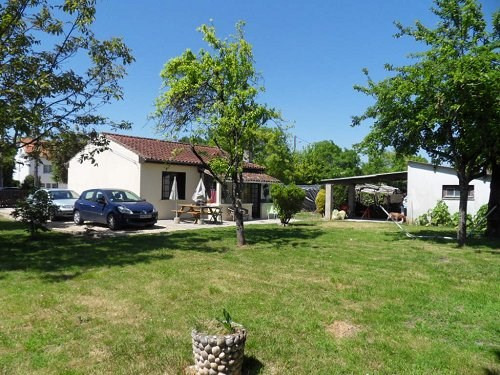 Location maison / villa 10 mn sud cognac 540€ CC - Photo 1