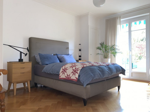 Rental - Apartment 2 rooms - Lausanne - Photo