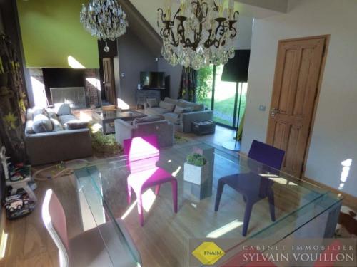 Revenda - casa antiga 8 assoalhadas - 240 m2 - Auberville - Photo