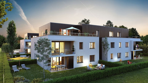 New home sale - Programme - Colmar - Photo