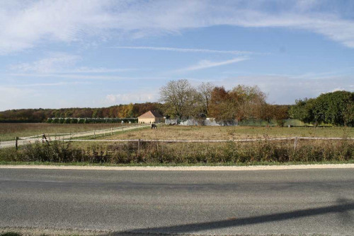 Sale - Site - 1139 m2 - Vasselay - Photo