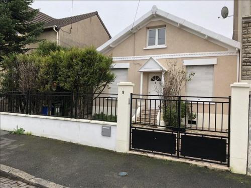 Продажa - Вилла 5 комнаты - 90 m2 - Drancy - Photo