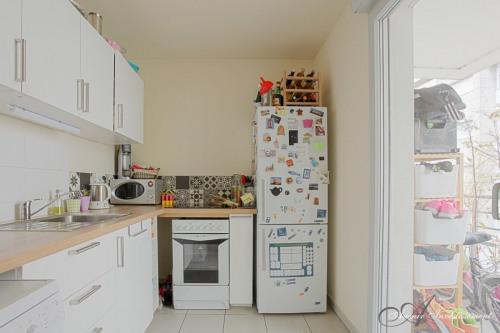 Kapitalanlag - Wohnung 3 Zimmer - 64 m2 - Lyon 7ème - Photo