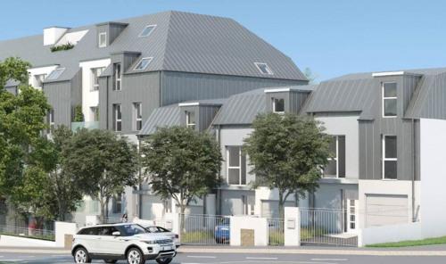 Sale - Apartment 3 rooms - 60 m2 - Caen - Photo