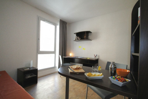 Investment property - Studio - 18.94 m2 - Lyon 3ème - Photo