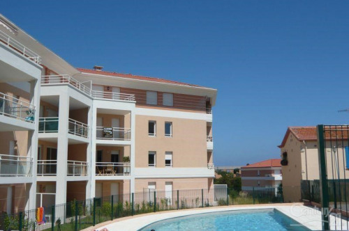 Location - Appartement 2 pièces - 38,7 m2 - Antibes - Photo