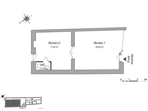 Verhuren  - Werkplaats - 46 m2 - Trévoux - Photo