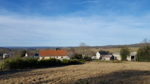 Vente - Terrain - 2852 m2 - Pulvérières - Photo