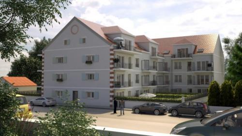 Producto de inversión  - Apartamento 2 habitaciones - 42 m2 - Roissy en Brie - Photo
