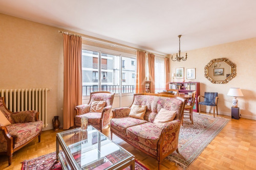 Sale - Apartment 3 rooms - 69.45 m2 - Paris 15ème - Photo