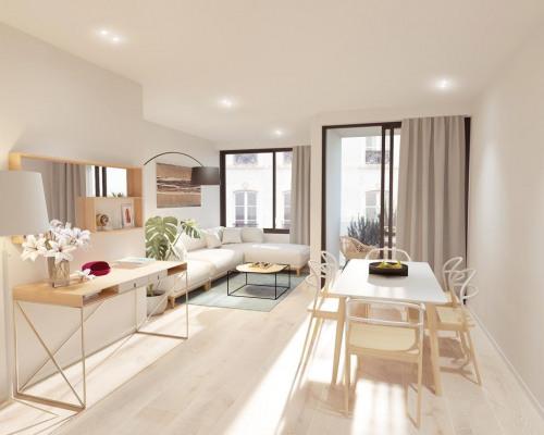 Produit d'investissement - Studio - 24 m2 - Nice - Photo