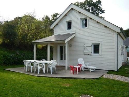 Sale house / villa Quiberville/mer 395000€ - Picture 2