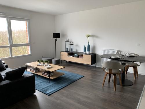 New home sale - Programme - Dieppe - Appartement témoin - Photo