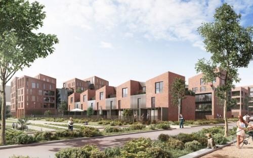 Kapitalanlag - Loft 5 Zimmer - 117 m2 - Toulouse - Factory_Toulouse_ vue d'ensemble - Photo