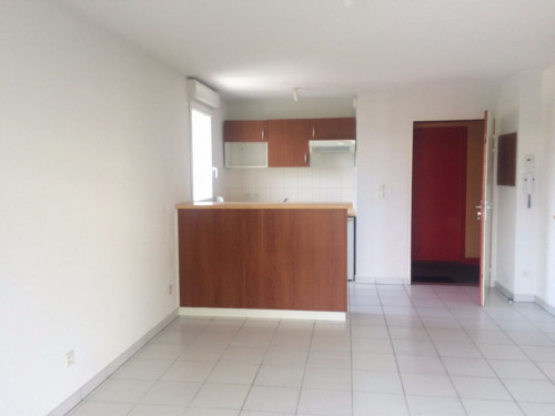 Location - Appartement 2 pièces - 37 m2 - Nevers - Photo