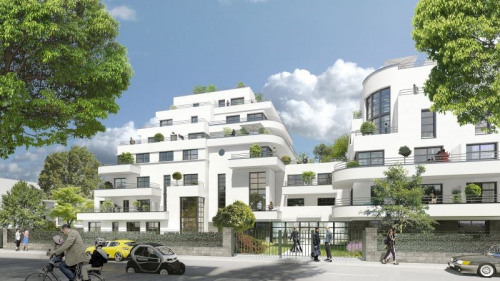 New home sale - Programme - Colombes - Photo