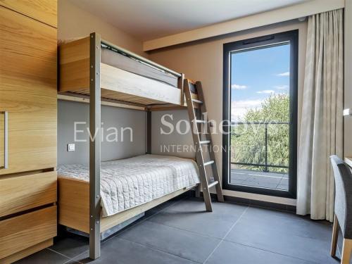 Revenda residencial de prestígio - Apartamento 4 assoalhadas - 87 m2 - Neuvecelle - Photo