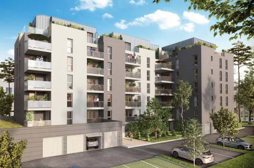 投资产品 - 公寓 4 间数 - 77.9 m2 - Clermont Ferrand - Photo