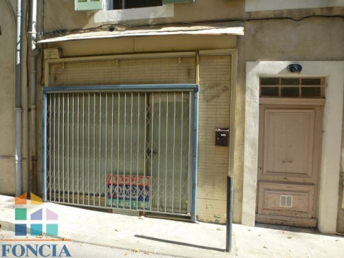 Location - Local commercial - 44 m2 - Nîmes - Photo