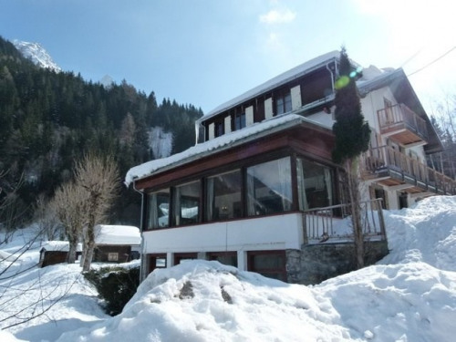 Viager - Chalet 10 pièces - 385 m2 - Chamonix Mont Blanc - Photo