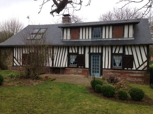 Vente maison / villa Londinieres 129000€ - Photo 1
