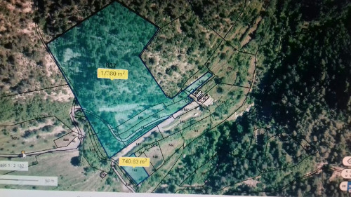 Verkoop  - Stukken grond - 12 ha - Cuébris - Photo