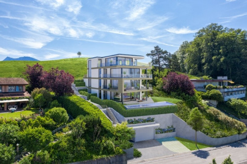 Sale - Apartment 6 rooms - 250 m2 - Lucerne - Photo