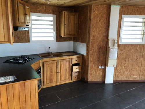 Rental - Chalet 3 rooms - 70 m2 - Saint Louis - Photo