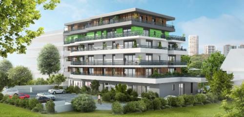 New home sale - Programme - Gaillard - Photo