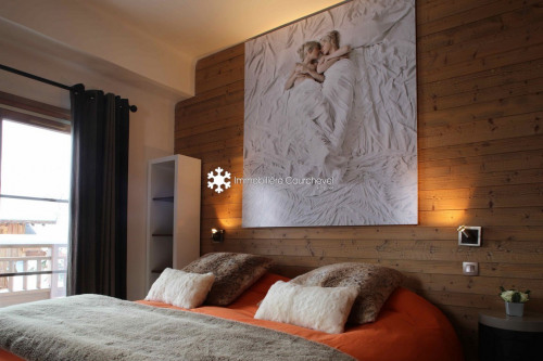 Deluxe sale - Chalet 12 rooms - 305 m2 - Courchevel - Photo
